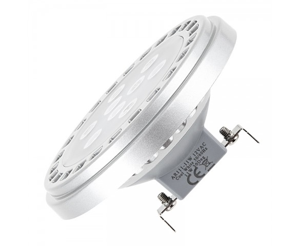 AR111 LED Bulb - 65 Watt Equivalent - Bi-Pin LED Spotlight Bulb