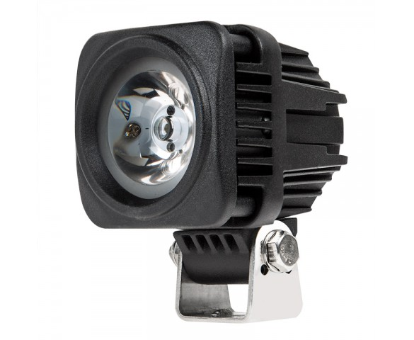 "10W Mini-Aux, 2"" Modular LED Off-Road Work Light"
