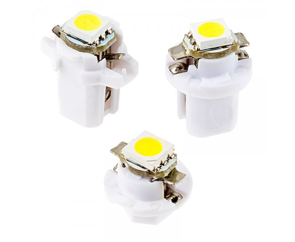 B8 LED Bulb - High Power Instrument Panel LED
