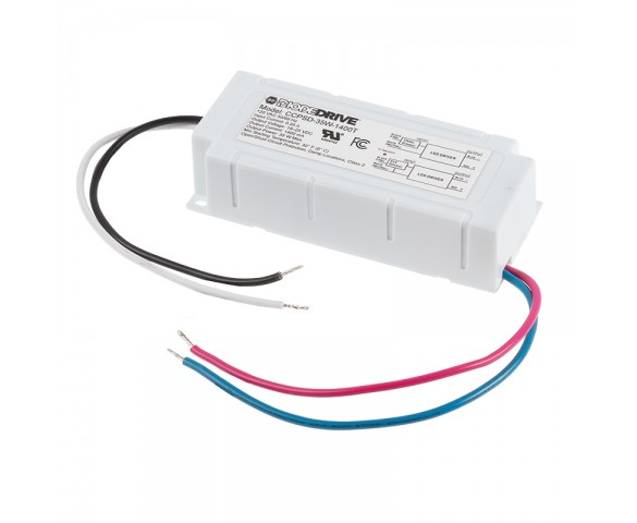 CCPSD series Constant Current LED Driver - DiodeDrive® - TRIAC Dimmable - 35W
