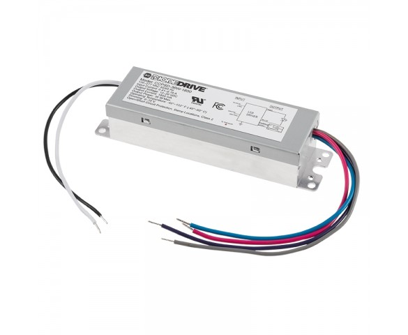 CCPSD series 36W Constant Current LED Driver - DiodeDrive® - 1800mA