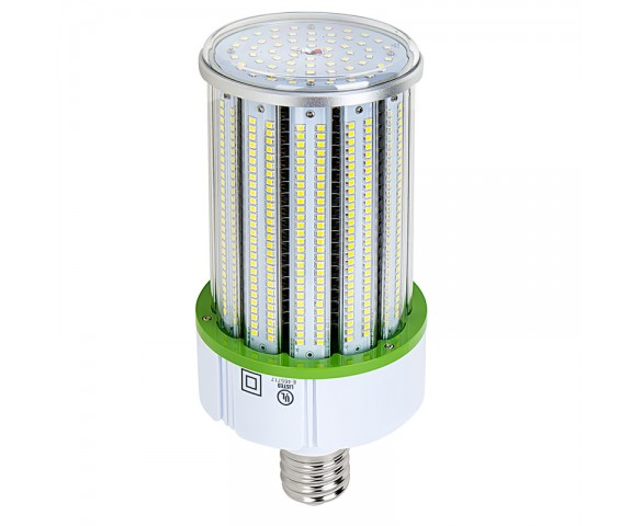 LED Corn Light - 500W Equivalent HID Conversion - E39/E40 Mogul Base - 11,500 Lumens - 5000K