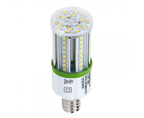 LED Corn Light - 70W Equivalent Incandescent Conversion - E26/E27 Base - 700 Lumens