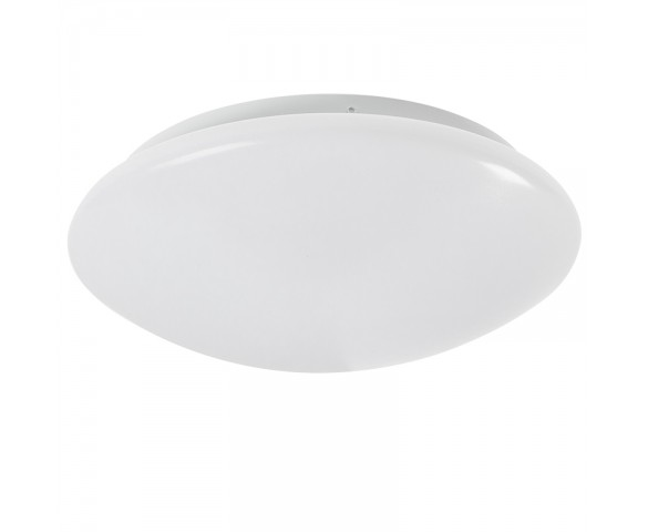 "11"" LED Ceiling Light - Flush Mount LED Downlight - Dimmable - 50W Equivalent - 840 Lumens"
