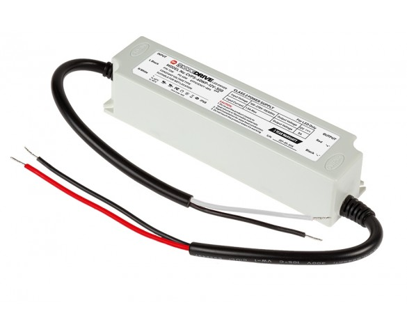 LED Switching Power Supply - DiodeDrive® Series - 60-100W Enclosed Power Supply - 12V