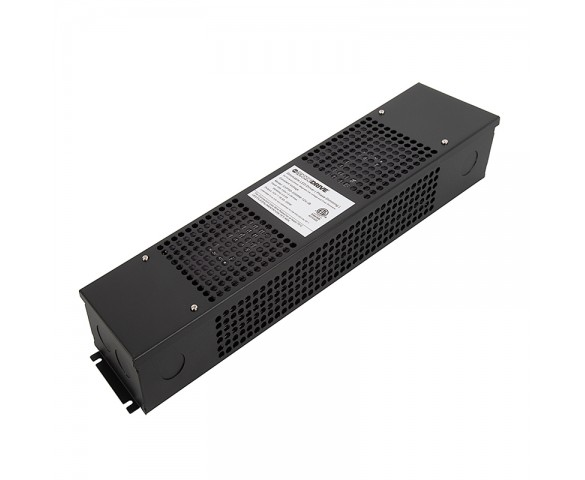 Dimmable LED Driver - DiodeDrive® Series - 200W Enclosed Power Supply - 12V