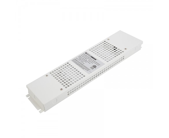 Dimmable LED Driver - DiodeDrive® Series - 25-60W Enclosed Power Supply - 24V