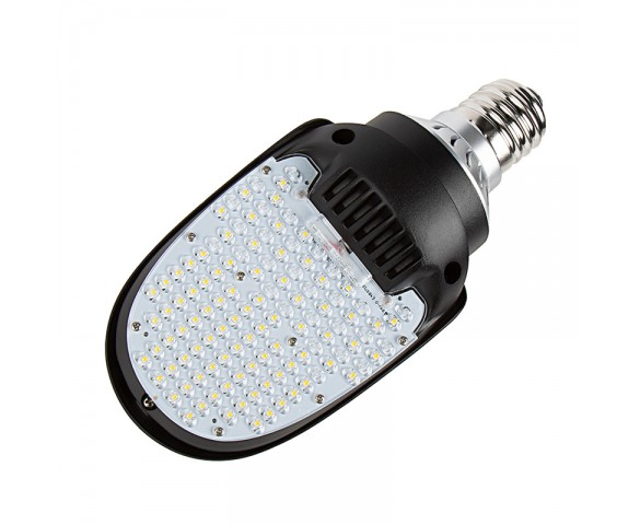 36W LED Retrofit Lamp - 100W Equivalent HID Conversion - E39/E40 Mogul Base - 4,200 Lumens - 5000K/4000K