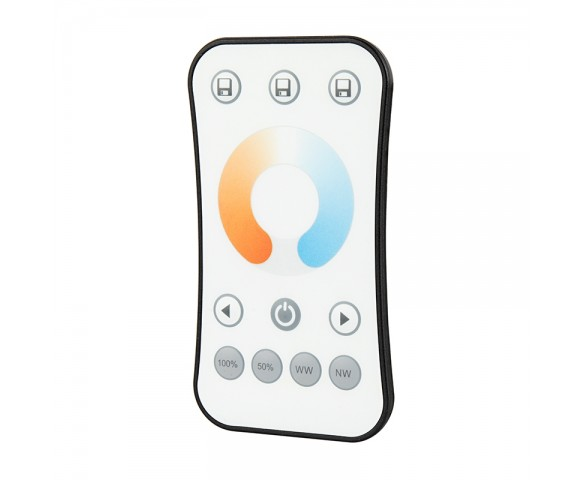 Tunable White LED RF Remote - Wireless Control