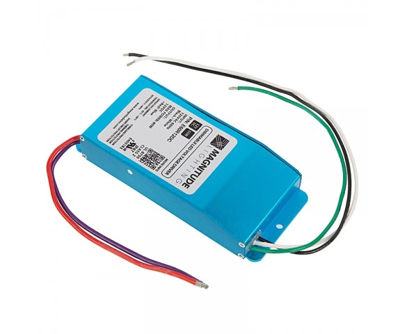 Magnitude Dimmable LED Driver - Super Compact - 12 Volt