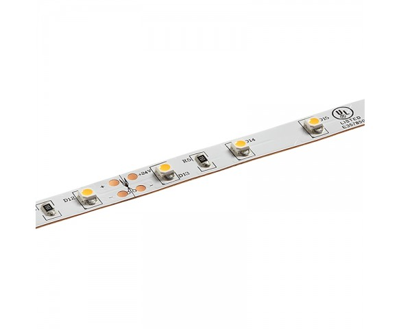 30m White LED Strip Light - Eco™ Series Tape Light - Contractor Reel - 24V - IP20