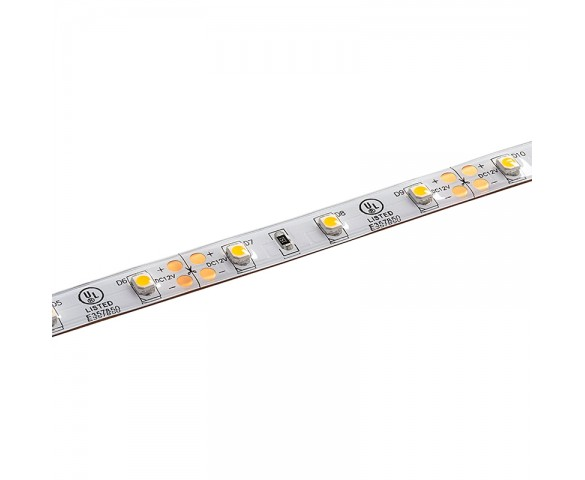 5m White LED Strip Light - Eco™ Series Tape Light - 12V/24V - IP54 Weatherproof