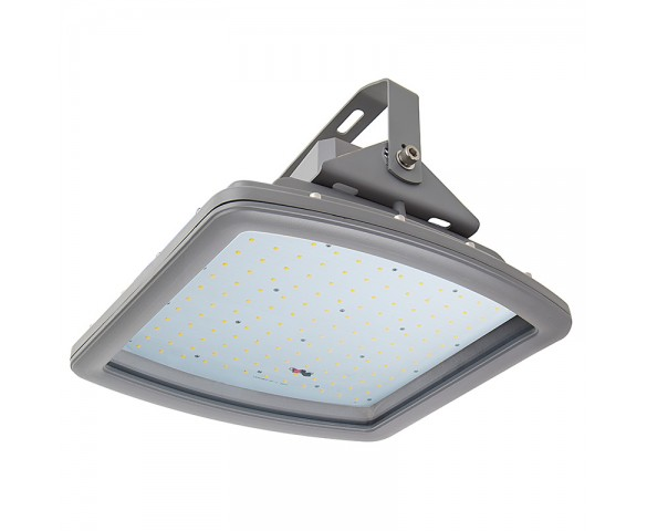 200 Watt LED Explosion Proof Light for Class 1 Division 2 Hazardous Locations - 17,000 Lumens