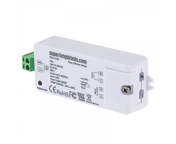 Wireless LED 1 Channel EZ Dimmer Controller
