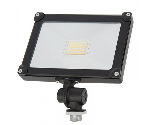 20 Watt Knuckle-Mount LED Flood Light - 4000K - 2,200 Lumens