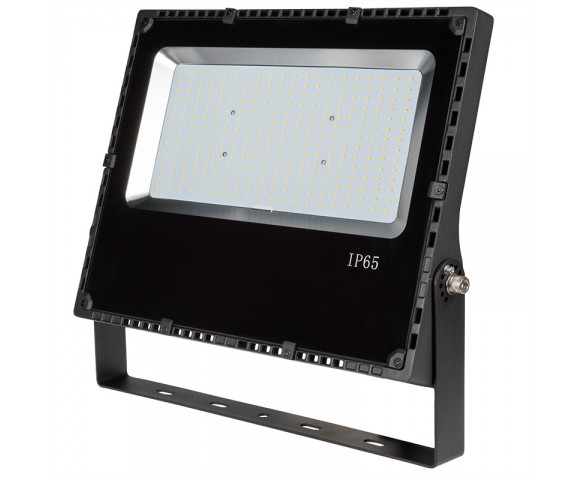 100 Watt LED Flood Light Fixture - 4000K - 600 Watt HID Equivalent - 24,000 Lumens