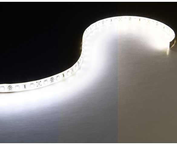 Custom Length LED Waterproof Flexible Light Strip available in Cool, Natural, and Warm White