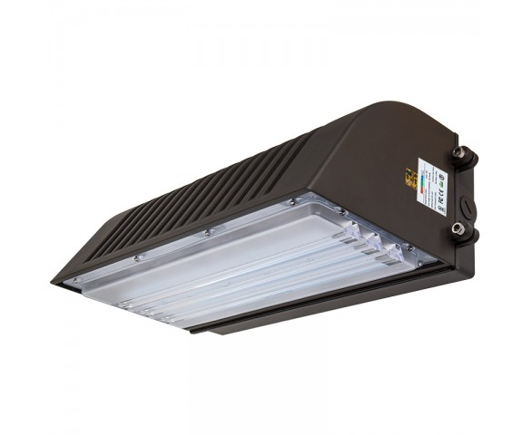 Full Cutoff LED Wall Pack - 70W (175W MH Equivalent) - 5000K/4000K - 8,000 Lumens
