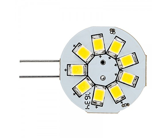 G4 LED Bulb - 9 SMD LED - Bi-Pin LED Disc