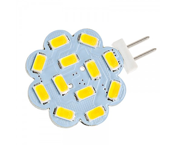 G4 LED Bulb - 35 Watt Equivalent - Bi-Pin LED Disc - 340 Lumens