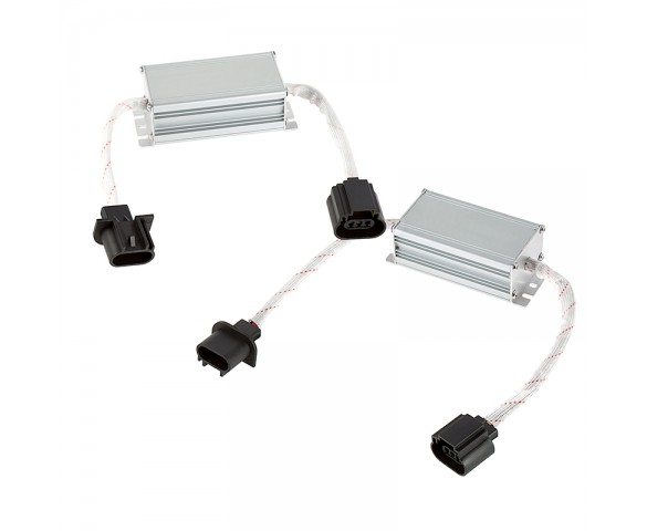 Headlight Load Resistor Kit - H13 LED Headlight Bulbs