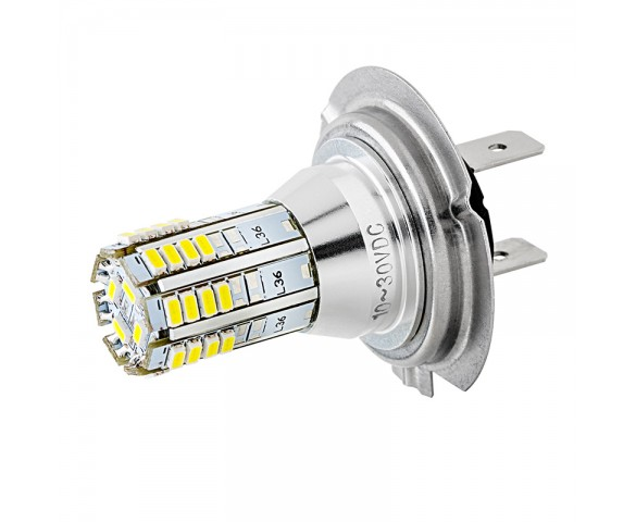 H7-W36-DRL-RVB - H7 LED Bulb - 36 High Power LED Daytime Running Light
