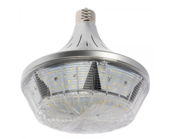 200W LED High Bay Retrofit Bulb - 400W Equivalent - Mogul Base - Ballast Bypass - 28000 Lumens