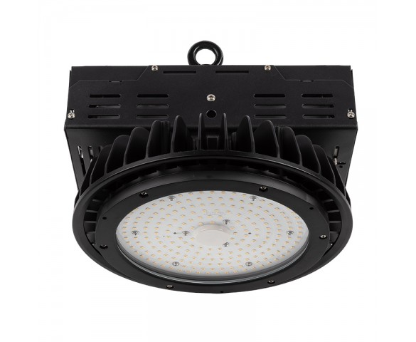 150w Ufo Led High Bay Light 19 500 Lumens 200 480 Vac 400w Metal Halide Equivalent 5000k Super Bright Leds