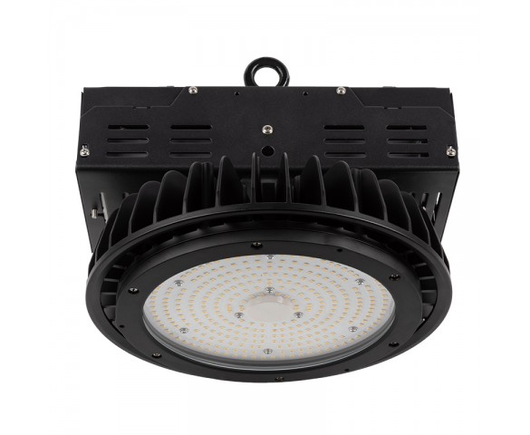 200W UFO LED High Bay Light - 26,000 Lumens - 200-480 VAC - 750W MH Equivalent - 5000K