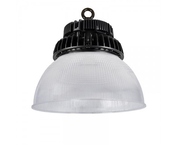 200W UFO LED High Bay Light w/ Reflector - 26,000 Lumens - 750W MH Equivalent - 5000K