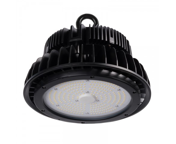 200W UFO LED High Bay Light - 26,000 Lumens - 750W MH Equivalent - 5000K