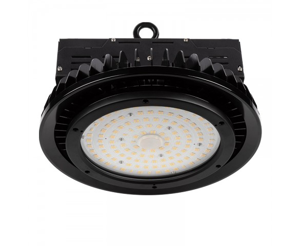 300W UFO LED High Bay Light - 39,000 Lumens - 200-480 VAC - 1,000W Metal Halide Equivalent - 5000K