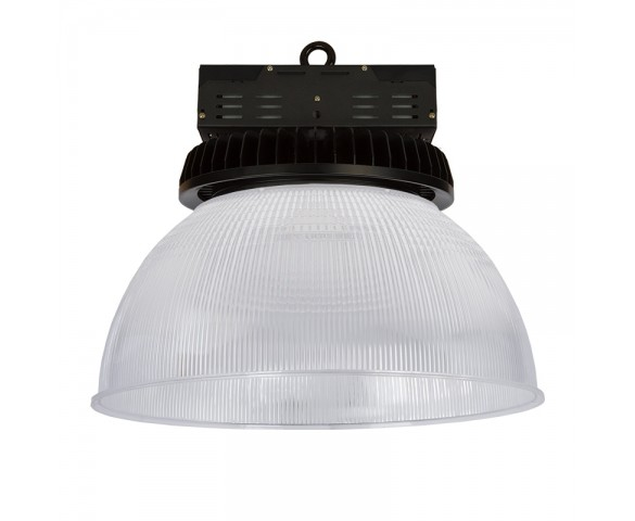 300W UFO LED High Bay Light w/ Reflector - 39,000 Lumens - 200-480 VAC - 1,000W Metal Halide Equivalent - 5000K