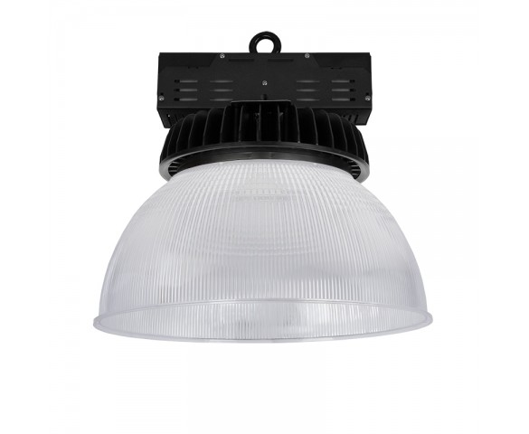150w Ufo Led High Bay Light W Reflector 19 500 Lumens 200 480 Vac 400w Metal Halide Equivalent 5000k Super Bright Leds