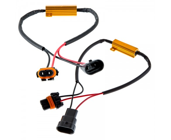 Headlight Load Resistor Kit - 9006 Connection