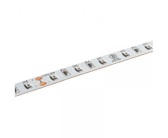 2835 Single-Color LED Strip Light - Custom Length Tape Light - 24V - IP20 - 310 lm/ft