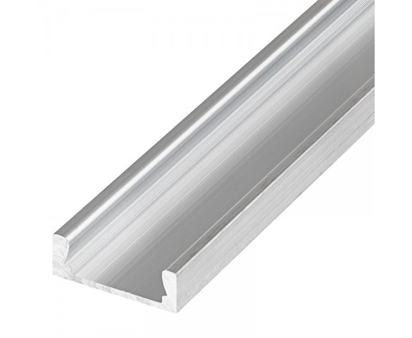 Aluminum Surface Mount LED Profile Housing MICRO-ALU Series
