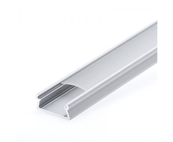 Surface Mount Anodized Aluminum Klus LED Profile Housing - TAMI-ANODA