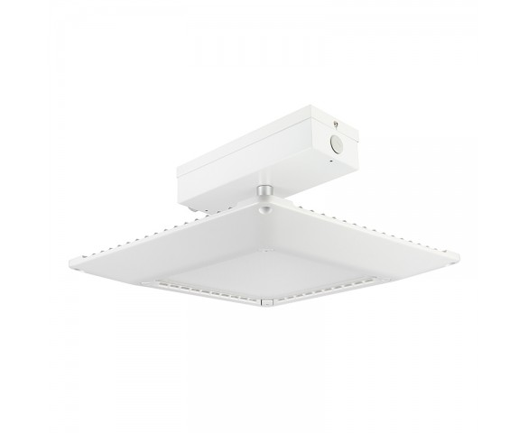 100W LED Canopy Light - 13,000 Lumens - LED Gas Station Light - 320W Metal Halide Equivalent - 5000K/4000K
