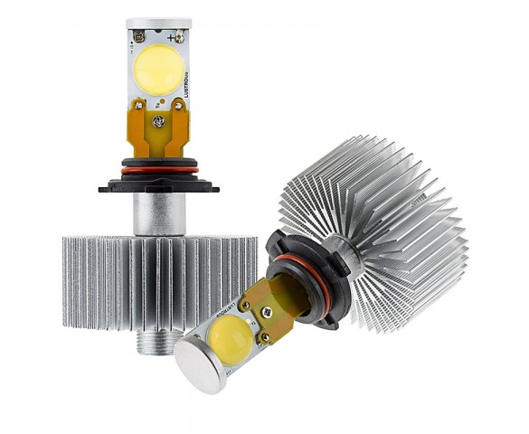 LED Headlight Kit - HB4 (9006) LED Headlight Bulbs Conversion Kit