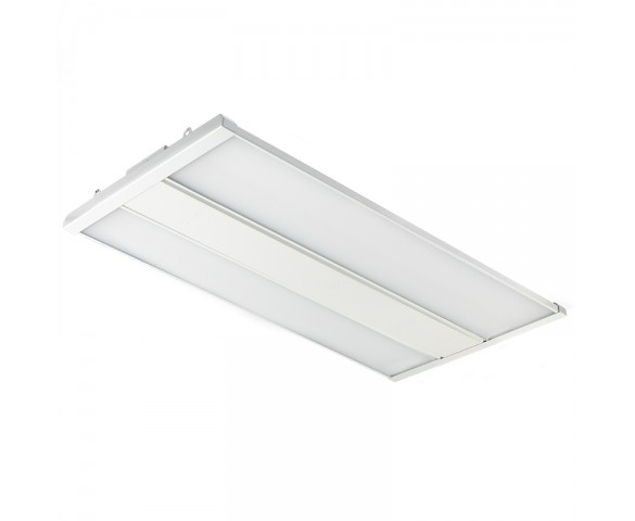 80W LED Linear High Bay Light - 10,400 Lumens - 2ft - 250W Metal Halide Equivalent - 5000K
