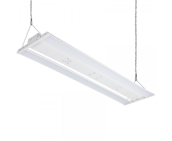 100W LED Linear High Bay Light - 13,600 Lumens - 4' - 250W Metal Halide Equivalent - 5000K