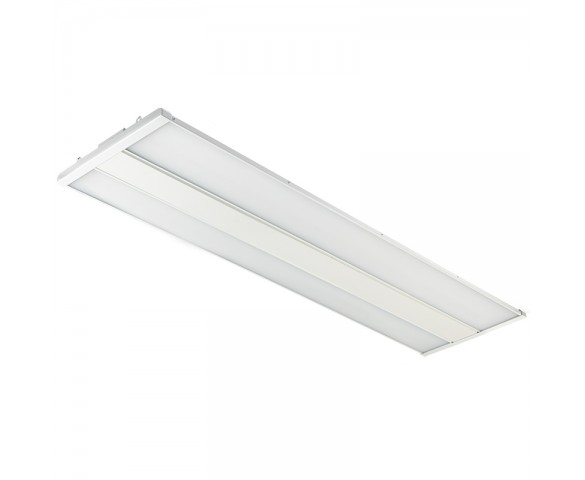 165W LED Linear High Bay Light - 21,450 Lumens - 4ft - 400W Metal Halide Equivalent - 5000K