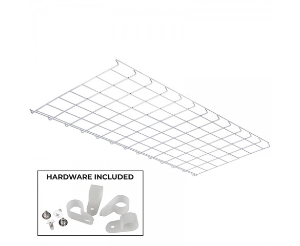 Wire Guard for 2' 80W/110W LED Linear High Bay Lights - LHBD Series Compatible