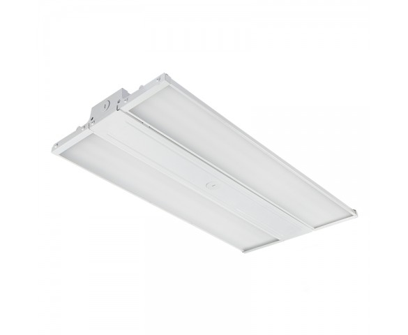 165W LED Linear High Bay Light - 21450 Lumens - 2ft - 400W MH Equivalent - 5000K