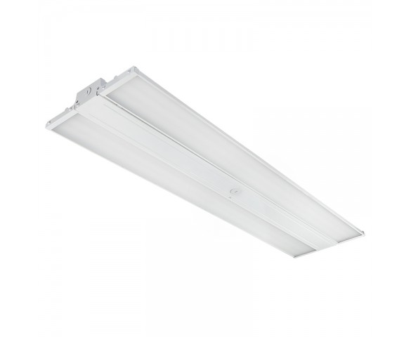 300W LED Linear High Bay Light - 39000 Lumens - 4ft - 1000W MH Equivalent - 5000K