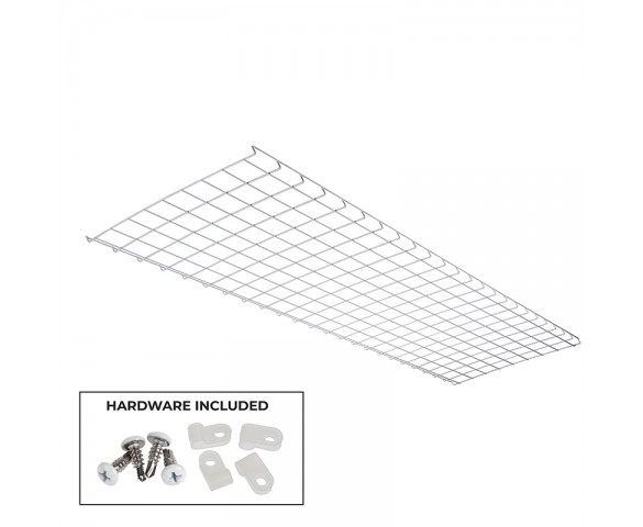 Wire Guard for 4' 320W LED Linear High Bay Light - LHBDP Series Compatible