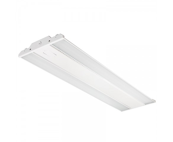 500W Linear High Bay - Dimmable - 72500 Lumens - 4' - 1000 MH Equivalent - High Voltage - 5000K