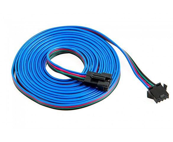 LC4 Locking Connector Power Cable Extension: 3 Meters