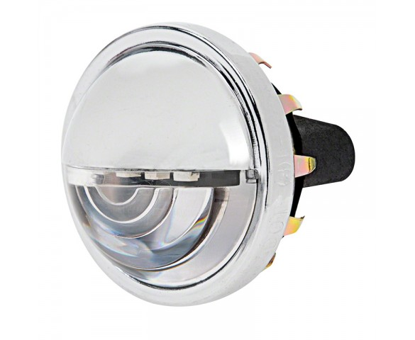 LED Utility & Compartment Round Light